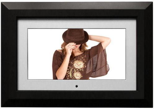 Axion 9-Inch 16:9 Widescreen LCD Digital Photo Frame (AXN-9900) Black