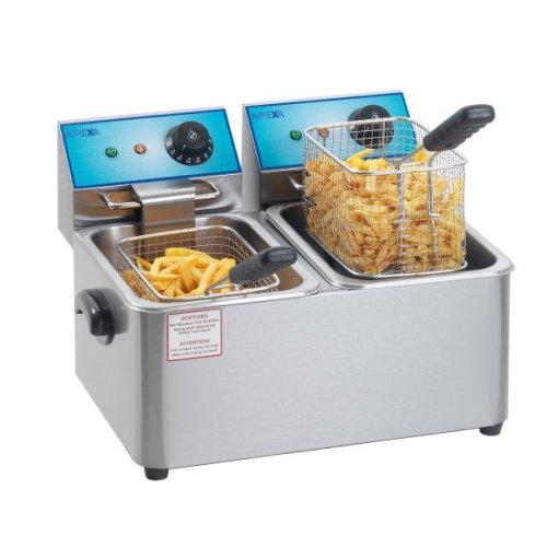 Royal catering rcef 13dh double 4260223020070 cuisine for Appareils cuisine professionnels