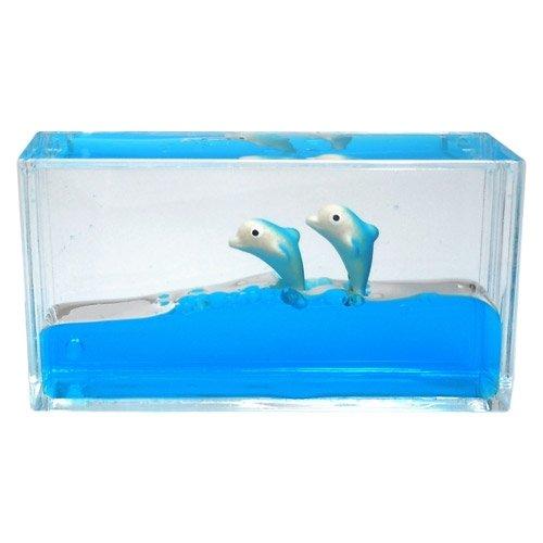 Liquid Dolphin Paperweight - Mini - 1