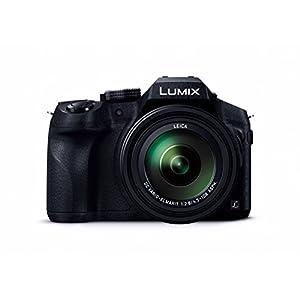 Panasonic デジタルカメラ ルミックス FZ300 光学24倍 ブラック DMC-FZ300-K
