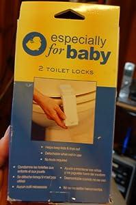Especially for Baby- 2 Toilet Locks