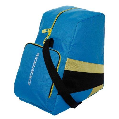 Rucksack Icetools Boot Bag blue/yellow