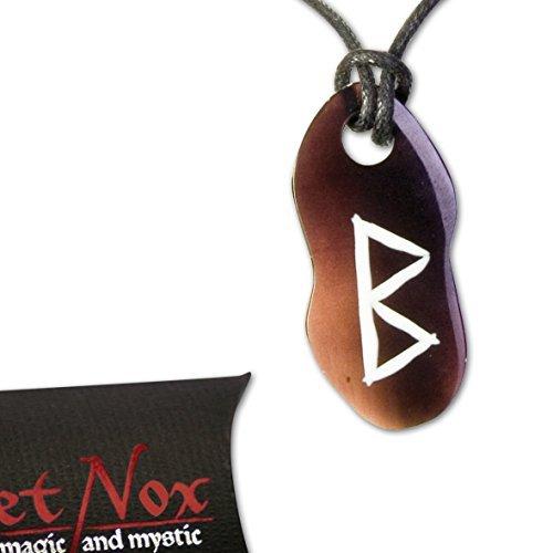 """etNox-ciondolo a forma di """"BEORC-anello"""" conchiglia (K-BM)"""