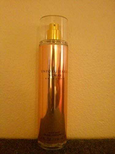 sean-john-unforgivable-woman-body-mist-for-women-8-oz-free-name-brand-sample-vials-with-every-order-