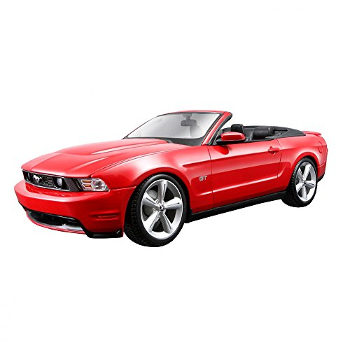 maisto-531158-model-car-ford-mustang-gt-convertible-2010-118-assorted-colours