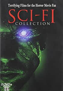 Sci-Fi Collection: Creature / Invasion of the Bee Girls / The Last Woman on Earth / Night of the Blood Beast / They Came From Beyond Space [Import USA Zone 1]