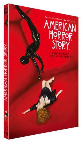 Coffret american horror story, saison 1 [Francia] [DVD]