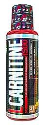 PRO SUPPS L-Carnitine 1500 Supplement, Orange Burst, 16 Ounce