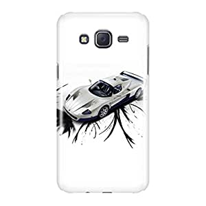a AND b Designer Printed Mobile Back Cover / Back Case For Samsung Galaxy J7 (SG_J7_3D_331)