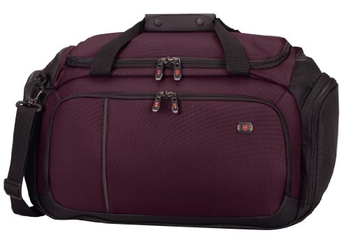 Victorinox Luggage Werks Traveler 4.0 Wt Duffel Bag, Purple, One Size B004YW4J9I