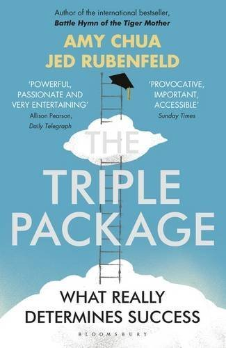 The Triple Package: What Really Determines Success by Rubenfeld, Jed, Chua, Amy (2015) Paperback (The Triple Package By Amy Chua compare prices)