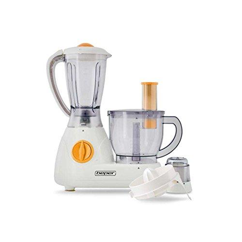 Beper 90.316 - Robot da cucina con frullatore