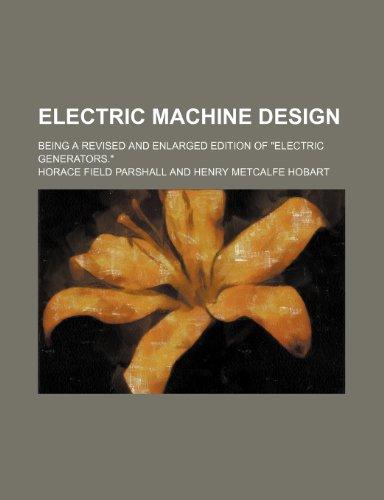 Electric Generator Design