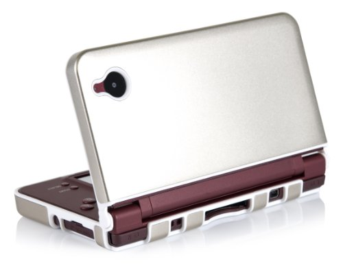419xNJD2gpL Reviews Metal Case for DSi XL   White Color Inside