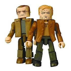 24 Minimates End of Day Jack Bauer & Andre Drazen 2 Pack by Diamond Select