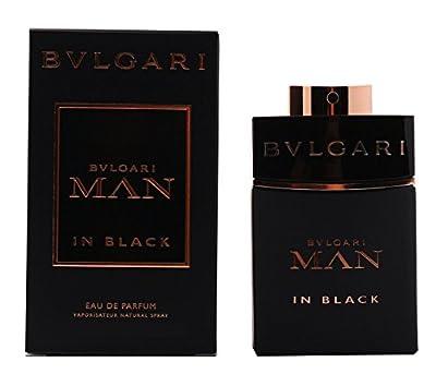 BVLGARI Man in Black Eau De Parfum, 0.5 Fluid Ounce