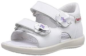 Naturino FALCOTTO 1396 - Zapatos primeros pasos de cuero para niña
