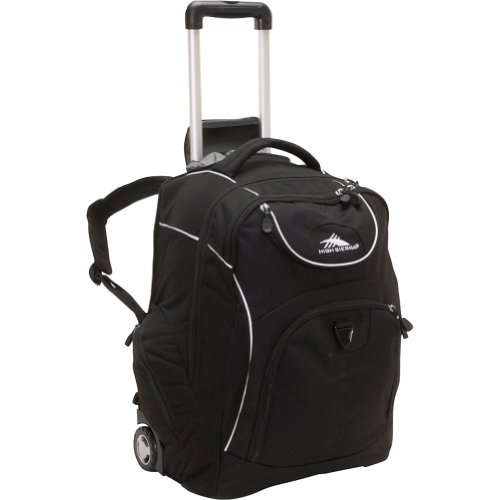 High Sierra Powerglide Backpack Charcoal