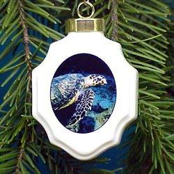 Christmas Ornament: Sea Turtle
