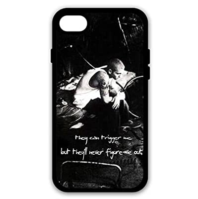 Custom iPhone 7 4.7 Inch Case Eminem Abstract Design