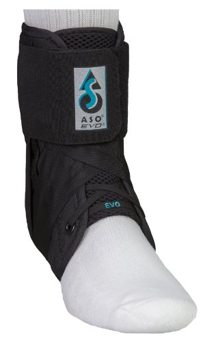 ASO EVO Ankle Stabiliser - Excellent support for ankle sprains, high ankle sprains and ankle instabilities.