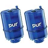 PUR MineralClear Filter Faucet Mount Refill RF-9999, 4 Pk