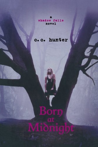 Cover of Born at Midnight (Shadow Falls)