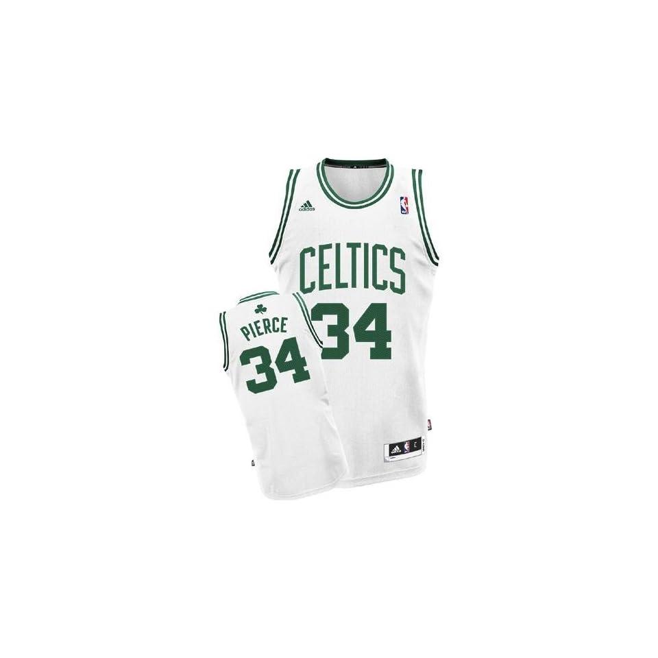 low priced 3c400 5b725 Paul Pierce Boston Celtics White NBA Youth Swingman ...