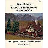 img - for Greenberg's Layout Building Handbook for Operators of Marklin Ho Trains book / textbook / text book