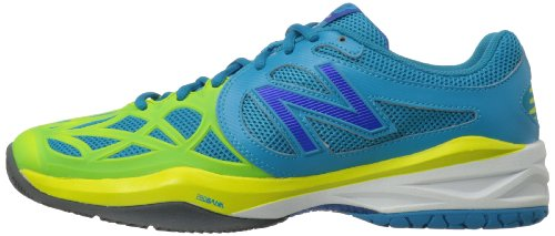 888098094657 - New Balance Women's WC996 Tennis Shoe,Blue,11 B US carousel main 4