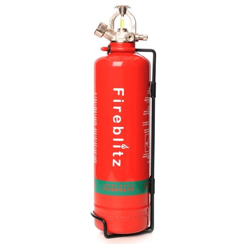 Deals For 2kg Automatic Clean Agent Gas Fire Extinguisher