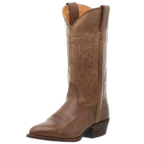 FRYE Women's Bruce Cognac Pull-on Boots - 9 M US (Fry Boots Red compare prices)
