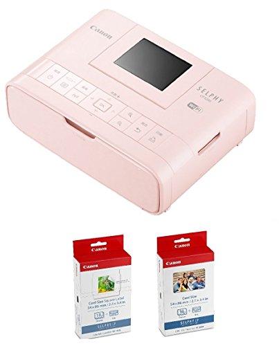 限定品 Canon プリンター SELPHY CP1200 カードプリントキット ピンク CP1200CARDPRINTKIT(PK)