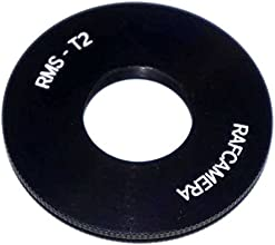 RMS to T2 thread adapter flat