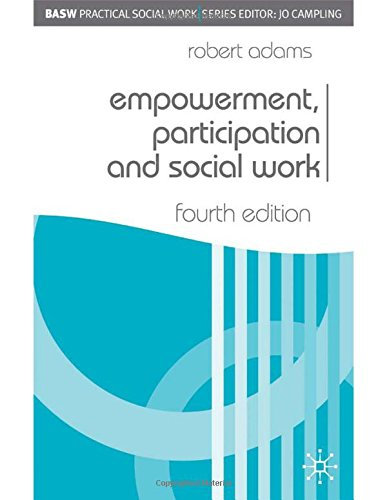 social work empowerment theory The social work profession promotes social change, problem solving in human relationships and the empowerment and liberation of people to enhance well-being utilising theories of human behaviour and social systems, social work intervenes at points where people interact with their environments.