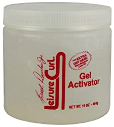 Leisure Curl Gel Activator Extra Dry Hair 16 Oz.