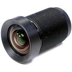 XT-XINTE 4.35MM Lens 1/2.3 Inch 10MP IR 72D HFOV No Distortion for Gopro DJI Phantom Drones SJCAM Camera cctv lens