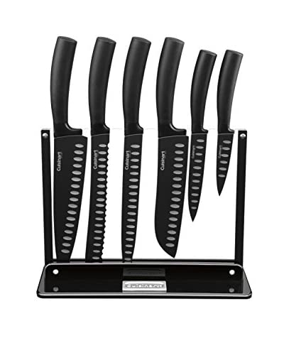 Cuisinart 7-Piece Nonstick Cutlery Set with Acrylic Stand