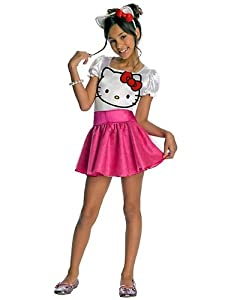 Hello Kitty Tutu Dress Child Costume