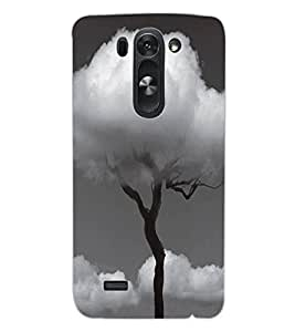 ColourCraft Creative Tree Image Design Back Case Cover for LG G3 S