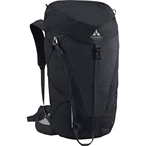 Vaude Bias Ultralight Backpack  (Black, 30 L)