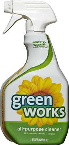 Green Works All Purpose Cleaner Spray, 32 Oz (Pack of 3)