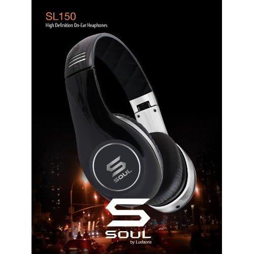 SOUL by Ludacris SL150CBの写真05。おしゃれなヘッドホンをおすすめ-HEADMAN(ヘッドマン)-