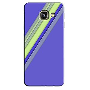 DIGITAL PATTERN 27 BACK COVER FOR SAMSUNG A9