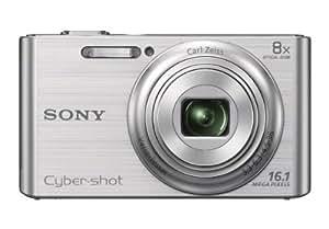Sony DSC-W730 16.1 MP Digital Camera with 2.7-Inch LCD (Silver) (OLD MODEL)
