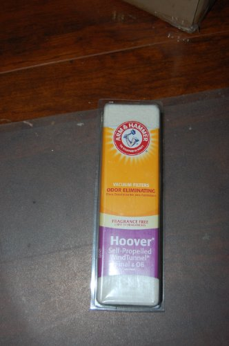 Arm & Hammer Vacuum Filter Hoover Self Propelled Wind Tunnel Final & 06 front-336031