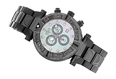 Invicta Reserve 47mm Limited Edition Subaqua Noma I Swiss Made Chronograph Stainless Steel Bracelet Watch