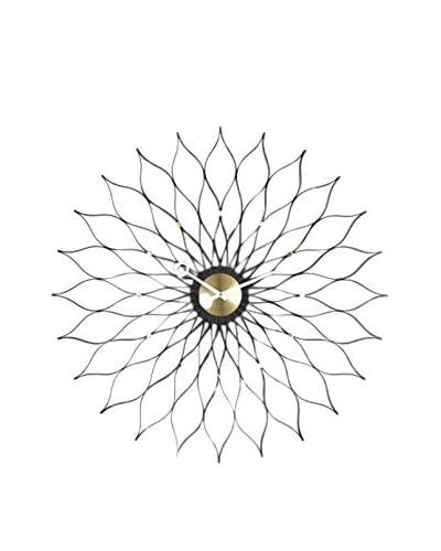 Vitra Klok Sunflower Clock - George Nelson , 1957