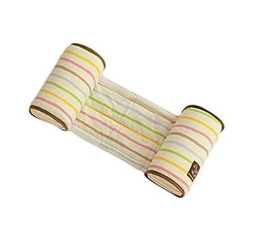 SODIAL(R) Safety Child car seat belt Strap Soft Shoulder Pad Cover Cushion Blue