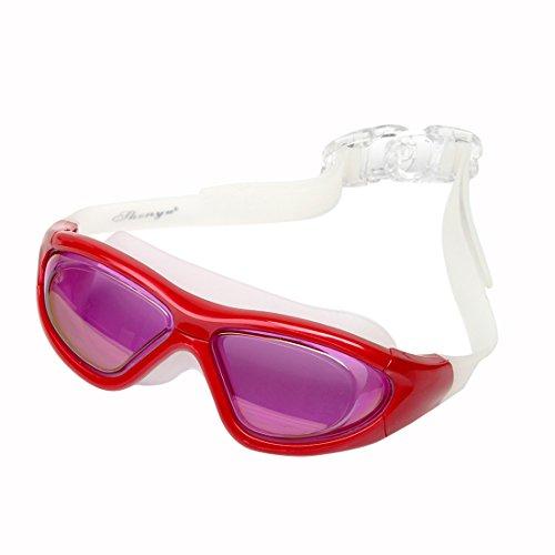 clear sports glasses  swim glasses